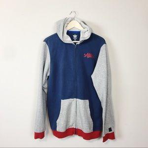 Vintage style Adidas jacket | large